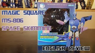 Video Review for Magic Square - Space Skimming