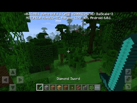 Download Minecraft pe 0.16.0 Faithful Texture pack | mcpe ( pocket edition )