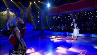 Kastro & Lori  - Valle nga Skrapari - DWS 4 - Nata e katert - Show - Vizion Plus