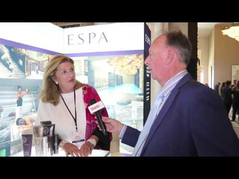 Susan Harmsworth, Chairman, ESPA International
