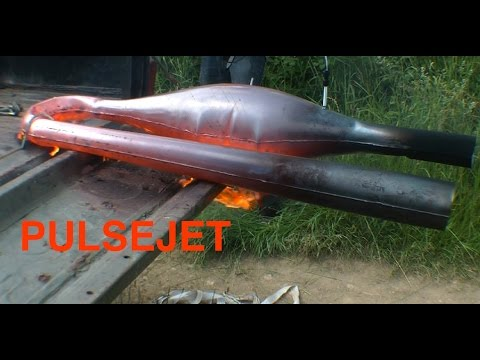HydroForming with a Pressure Washer-PULSE JET