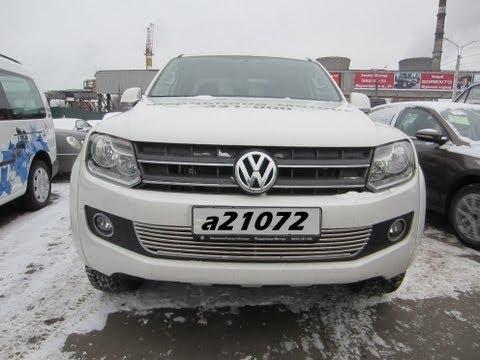 Volkswagen Amarok AКПП Тест-драйв.Anton Avtoman
