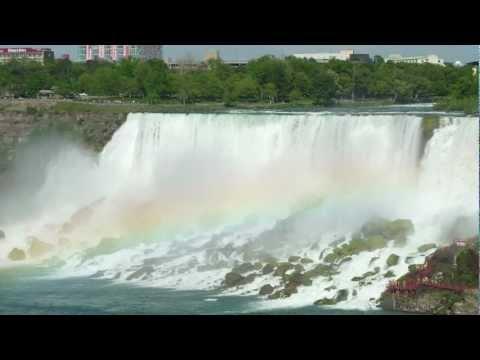 Ниагарский водопад - часть 2.  Жизнь в Канаде.