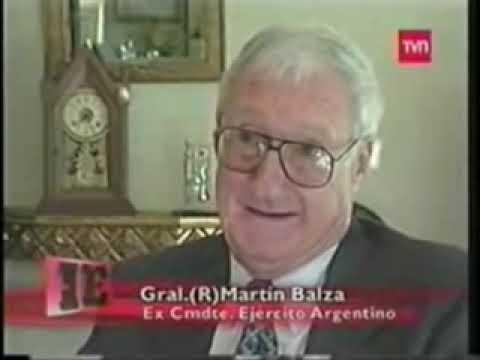 Chile y su participación en Malvinas 3-6