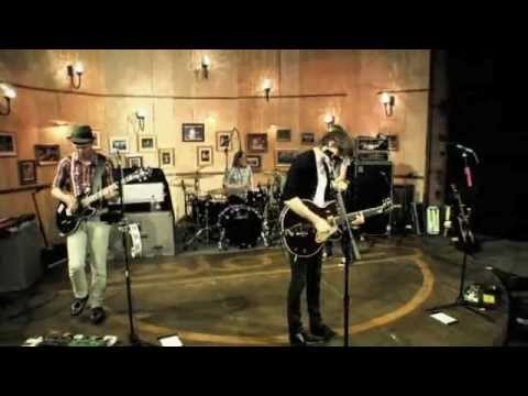 Razorlight live in Sesiones - Back to the start & In the morning (1/3)