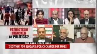 G D Bakshi Slapped Cheap barkha And Cheap swara bhaskar