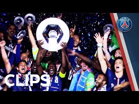 UNE SOIREE INOUBLIABLE - PARIS CHAMPION DE FRANCE 2015