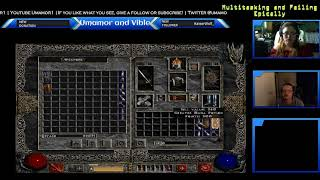 Diablo II: Lord of Destruction -- Act I -- (Nightmare Let's Play)