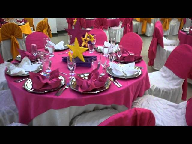 Decoracion estrellas Fashion - Club De Suboficiales