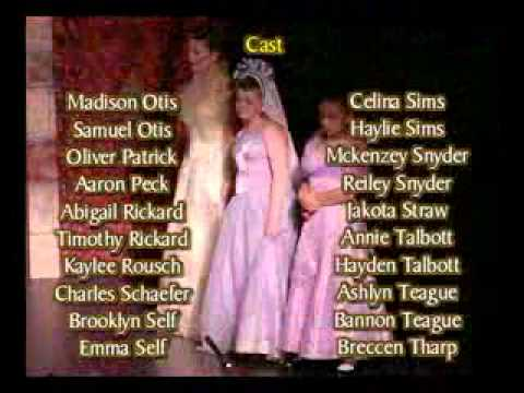 Cinderella titles - The Garden School