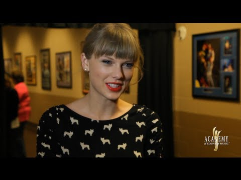 Behind the Scenes at Rehearsals: Taylor Swift - 2013 ACM Awards