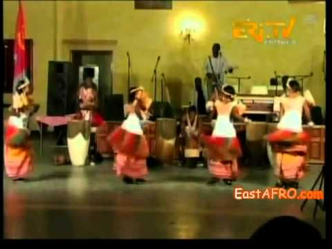 An Eritrean & Ugandan Cultural Exchange: Haile Nati Sings an Eritrean Song in the Kunama Language