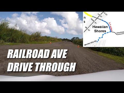 Railroad Ave Drive Through