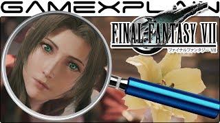 Final Fantasy VII Remake ANALYSIS - State of Play Trailer (Secrets & Hidden Details)