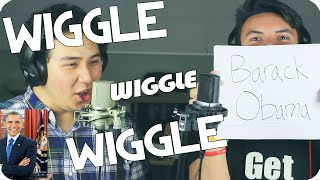 """Wiggle"" - Jason Derulo Improv Impersonation Challenge COVER (Live One-Take) ft. Snoop Dogg"