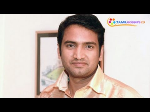 Actor Santhanam Talks About Kamal Haasan