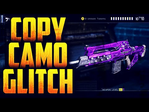 BO3: How To Copy Any Camo Glitch (NEW METHOD) - Black Ops 3 Copy Camo Glitch (UPDATED)