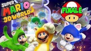 ABM: Super Mario 3D World (Walkthrough #8 FINAL!!) HD