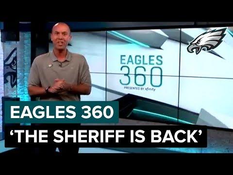 Carson Wentz Returns To Team Drills | Eagles 360 Ep. 1 | Philadelphia Eagles