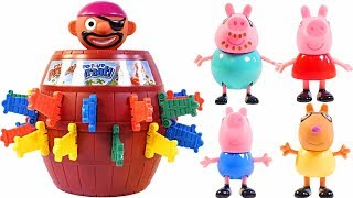 Mejores Videos Para Niños - Peppa Pig Pirate Game Fun Videos For Kids