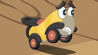 Funny Animated Cartoon | RUNAWAY BRUM | Cartoons for Kids | Cartoons for children | Funny Cartoons