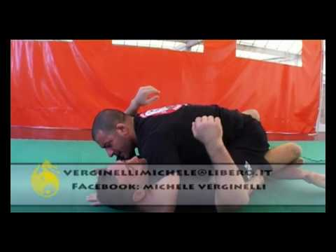 Training MMA Brazilian jiu jitsu Bruno Barreto Santos - Iron Mike Verginelli.f4v Image 1