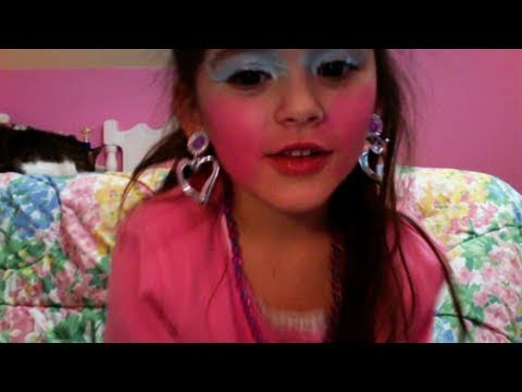 Tinkerbell Makeup Kit Review And Tutorial By Emma Youtube