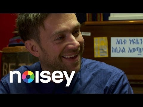 Damon Albarn x Richard Russell - Back and Forth