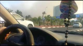 Israel Wildfires Burning Out Of Control