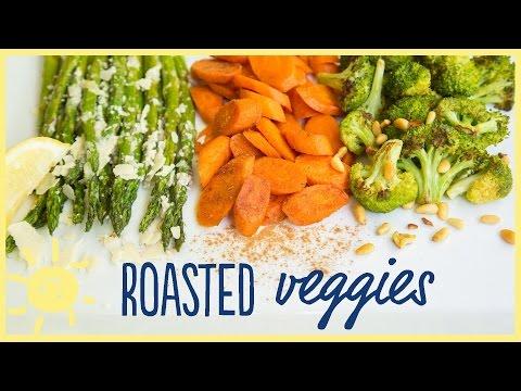 EAT   3 Roasted Vegetables, 1 Way