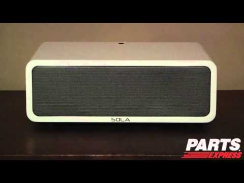 Sola by Dayton Audio