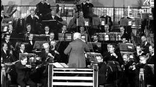 34 Land Of Hope And Glory 34 Sir Edward Elgar 1931 Footage