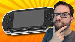 IS THE PSP STILL WORTH IT IN 2018?
