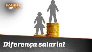 Diferença salarial: preconceito por gênero ou são outros fatores aí?