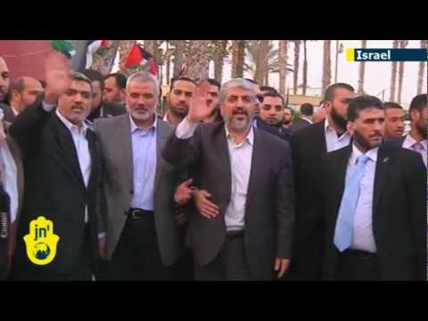 Palestinian Unity Talks: triumphant Hamas in pole position as Abbas struggles to keep up