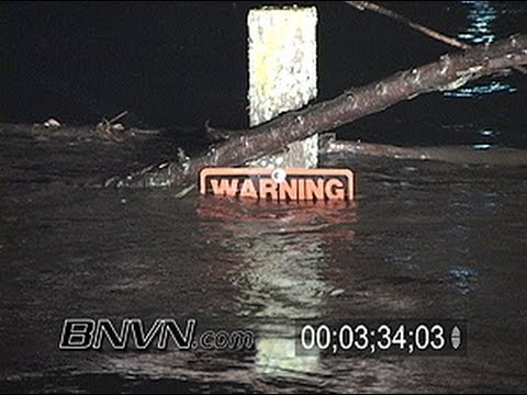 10/1/2007 West Concord MN Flash Flooding Footage