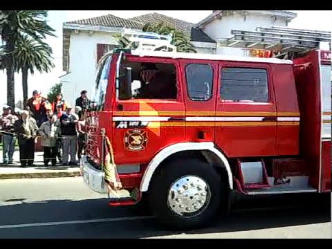 desfile unidades bomberos 18 septiembre 2009