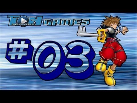 Detonado Kingdom Hearts 1 - Part #3