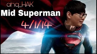 Superman everywhere! Gank 100% Mid Superman #Rov, #傳說對決, #LiênQuânMobile, #펜타스톰,