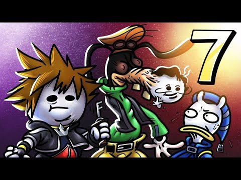 Oney Plays Kingdom Hearts 2 - EP 7 - Shutup the Wizard