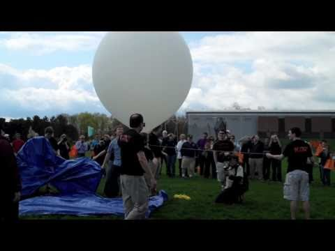 Imagine RIT: K2GXT Balloon Launch