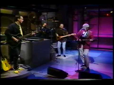 Carl Perkins on Letterman