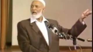 Video: Jesus preached the Oral Gospel (Injeel), not New Testament Bible - Ahmed Deedat