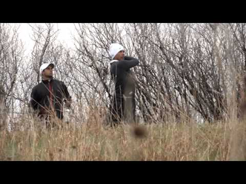 Men's Golf highlights: Big 12 Championship (Day 1) [April 22, 2013]
