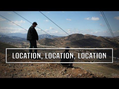 Locations Make The Movie - Chris Von Hoffmann