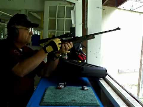 Remington 597 Semi-Auto 22 Cal Rim Fire At the Range