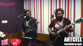 Artcell- Onno Shomoy | Best of Robi presents Foorti Studio Sessions