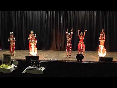 Bharatanatyam Fusion Dance