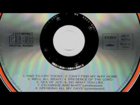 Joe Cocker - Blind Faith - 02 - Can't Find My Way Home