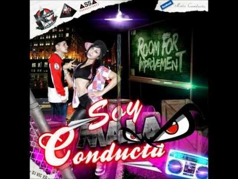 Mala Conducta Enganchado (Mix Original) Difusion X4 [Marzo 2013] Dj Roger El Demonio Del Remix